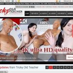 Tricky Old Teacher Promo Tour