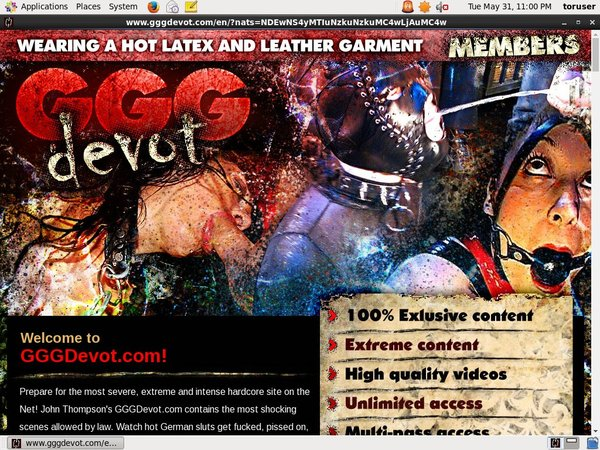 GGG Devot Free Collection