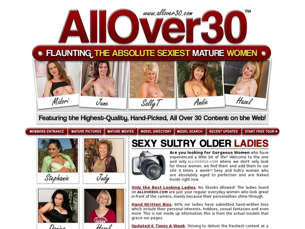 Allover30 Paysites Reviews