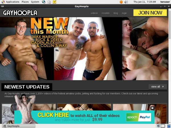 Gayhoopla.com Reduced Rate