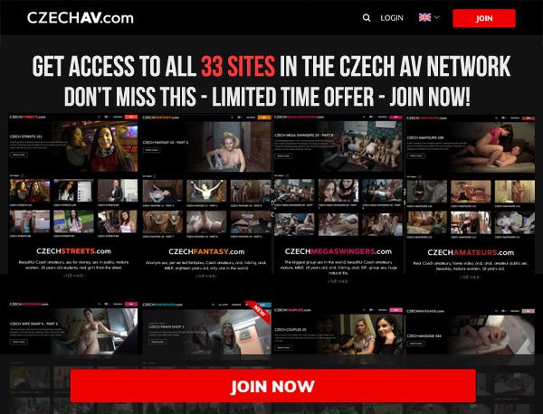 Membership For Czechav.com