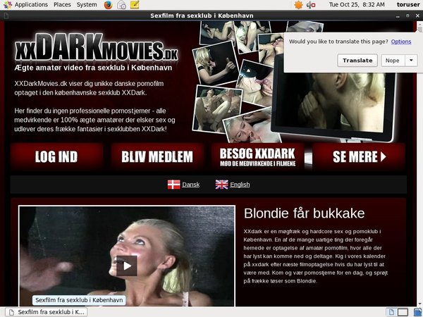 Passwords XX Dark Movies Dk