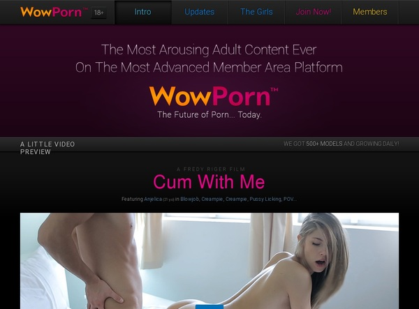 Wowporn.com By SMS